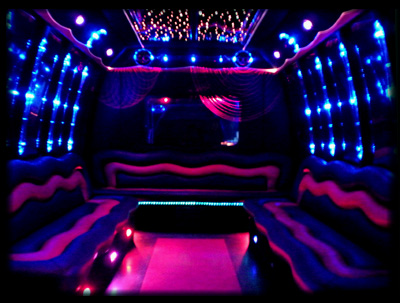 Bachelor Bachelorette Party Buses - Limousine Service - Shuttle Party Bus - Shuttle Bus - Charter Limos - Wine Tours