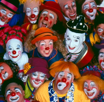 We have Quality Entertainment for all occasions Clowns, Awesome Face Painters, Balloon Twisters, Magicians, Exotic Animal Shows, Air Brush Artists, Caricature Artists and Inflatable's. $150.00 an hr - How to Hire A Clowns | Face Painting | Circus Clowns | Music Clowns | Party Clowns