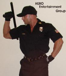 Niko - Commanding Male Stripper - PROFESSIONAL_MALE_EXOTIC_DANCERS_ENTERTAINERS- Call to book your next bachelorette party, birthday party or girls' night outinto an unforgettable evening with the Sexy Men of HERO HOT Bods!!