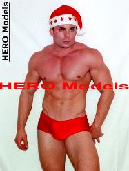 Nichlos - The Jolly Male Stripper - PROFESSIONAL_MALE_EXOTIC_DANCERS_ENTERTAINERS-Call to book your next bachelorette party, birthday party or girls' night outinto an unforgettable evening with the Sexy Men of HERO HOT Bods!!